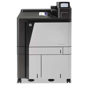 HEWLETT PACKARD COMPANY Color LaserJet Enterprise M855xh Laser Printer