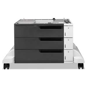 HEWLETT PACKARD COMPANY High-Capacity Input Tray for LaserJet M830, M806 Series, 3500-Sheet
