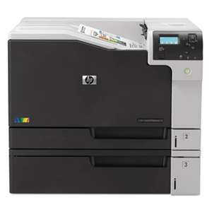 HEWLETT PACKARD COMPANY Color LaserJet Enterprise M750n Laser Printer