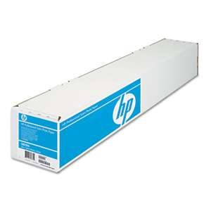 "HEWLETT PACKARD COMPANY Professional Satin Photo Paper Roll, 24"" x 50 ft, White"