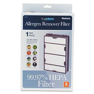 HOLMES PRODUCTS Replacement Modular HEPA Filter for Air Purifiers, 10 x 6 1/2 x 2