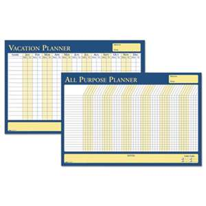 HOUSE OF DOOLITTLE 100% Recycled All-Purpose/Vacation Plan-A-Board Planning Board, 36 x 24