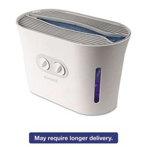 HONEYWELL ENVIRONMENTAL Easy-Care Top Fill Cool Mist Humidifier, White, 16 7/10w x 9 4/5d x 12 2/5h