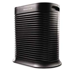 HONEYWELL ENVIRONMENTAL True HEPA Air Purifier, 465 sq ft, Black