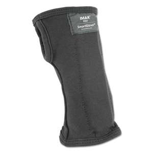 IMAK PRODUCTS SmartGlove Wrist Wrap, Small, Black