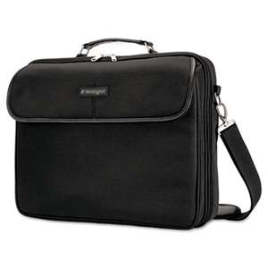 KENSINGTON Simply Portable 30 Laptop Case, 15 3/4 x 3 x 13 1/2, Black