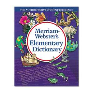 ADVANTUS CORPORATION Elementary Dictionary, Grades 3-5, Hardcover, 624 Pages
