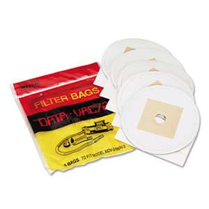 DATA-VAC Disposable Bags for Pro Cleaning Systems, 5/Pack