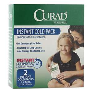 MEDLINE INDUSTRIES, INC. Instant Cold Pack, 2/Box