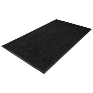 Guardian 94040635 Platinum Series Indoor Wiper Mat, Nylon/Polypropylene, 48 x 72, Black
