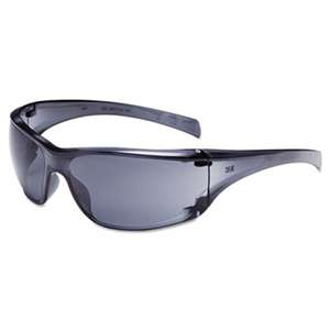 3M/COMMERCIAL TAPE DIV. Virtua AP Protective Eyewear, Clear Frame and Gray Lens, 20/Carton