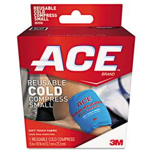 3M/COMMERCIAL TAPE DIV. Reusable Cold Compress, 5 x 10 3/4