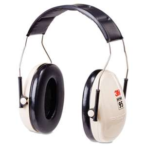 3M/COMMERCIAL TAPE DIV. PELTOR OPTIME 95 Low-Profile Folding Ear Muff H6f/V