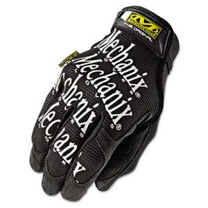 MECHANIX WEAR The Original Work Gloves, Black, Large