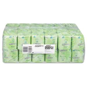 MARCAL MANUFACTURING, LLC 100% Recycled Two-Ply Bath Tissue, White, 500 Sheets/Roll, 48 Rolls/Carton