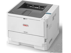 OKIDATA B512DN Monochrome Laser Printer