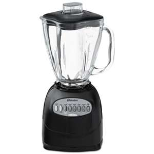 "SUNBEAM PRODUCTS, INC. Simple Blend 200 Blender, 12-Speed, 6-Cup, 10 1/2"" x 7.2"" x 12.8"""