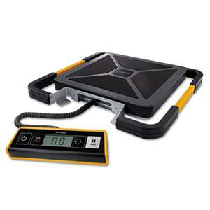 PELOUZE SCALE S400 Portable Digital USB Shipping Scale, 400 Lb.