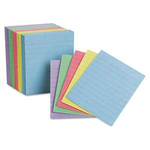 ESSELTE PENDAFLEX CORP. Ruled Mini Index Cards, 3 x 2 1/2, Assorted, 200/Pack