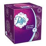 PROCTER & GAMBLE Ultra Soft and Strong Facial Tissue, Two-Ply, White, 56 Sheets/Box