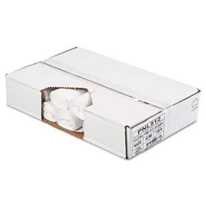 PENNY LANE Linear Low Density Can Liners, 33 x 39, White, 150/Carton