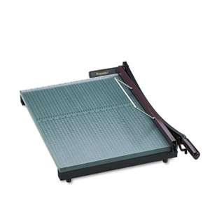 "PREMIER MARTIN YALE StakCut Paper Trimmer, 30 Sheets, Wood Base, 19"" x 24-7/8"""