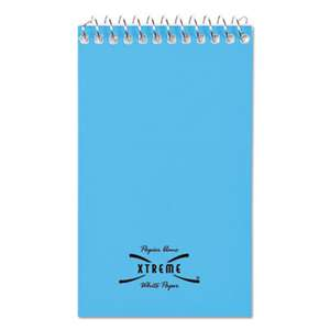 REDIFORM OFFICE PRODUCTS Wirebound Memo Book, Narrow Rule, 3 x 5, White, 60 Sheets