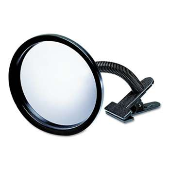 "SEE ALL INDUSTRIES, INC. Portable Convex Security Mirror, 10"" dia."