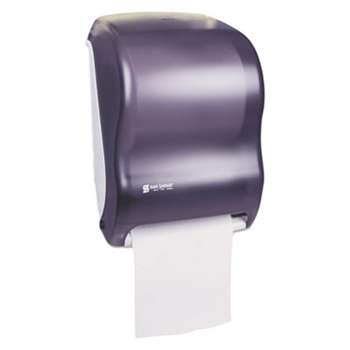 THE COLMAN GROUP, INC Electronic Touchless Roll Towel Dispenser, 11 3/4 x 9 x 15 1/2, Black