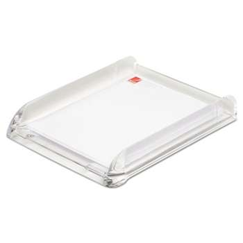 Swingline 10132 Stratus Acrylic Document Tray, Letter, Clear