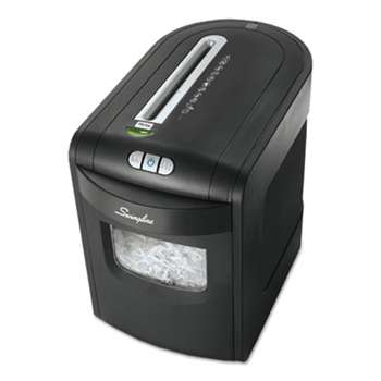 ACCO BRANDS, INC. EX10-06 Cross-Cut Jam Free Shredder, 10 Sheets, 1-2 Users
