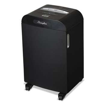 ACCO BRANDS, INC. DS22-19 Strip-Cut Jam Free Shredder, 22 Sheets, 10-20 Users