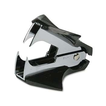 ACCO BRANDS, INC. Deluxe Jaw-Style Staple Remover, Black