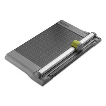 "Swingline 9512 Pro Metal Rotary Trimmer,10 Sheets, Metal Base, 10 1/4"" x 17 1/4"""