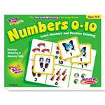 TREND ENTERPRISES, INC. Numbers 0-10 Match Me Puzzle Game, Ages 3-6