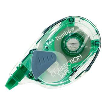 "AMERICAN TOMBOW INC. MONO Refillable Correction Tape, 1/6"" x 472"""