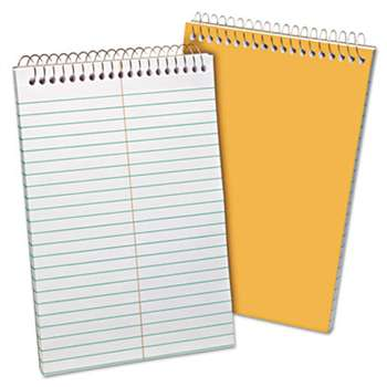 AMPAD/DIV. OF AMERCN PD&PPR Recycled Steno Book, Gregg, 6 x 9, White, 80 Sheets