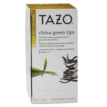 STARBUCKS COFFEE COMPANY Tea Bags, China Green Tips, 24/Box