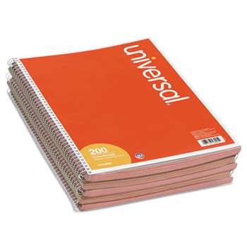 UNIVERSAL OFFICE PRODUCTS Wirebound Message Books, 5 1/2 x 3 3/16, Two-Part Carbonless, 200-Set Book