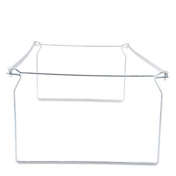 "UNIVERSAL OFFICE PRODUCTS Screw-Together Hanging Folder Frame, Legal Size, 23-26.77"" Long, 6 Frames/Box"