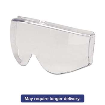 HONEYWELL ENVIRONMENTAL Stealth Safety Goggle Replacement Lenses, Clear Lens