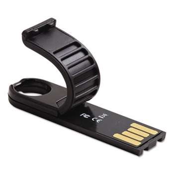 VERBATIM CORPORATION Store 'n' Go Micro USB 2.0 Drive Plus, 32GB, Black