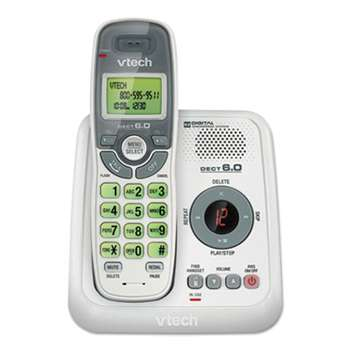 VTECH COMMUNICATIONS CS6124 Cordless Answering System