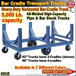 88CR / Bar and Pipe Cradle Truck