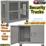 DMHTL / Mobile Security Storage Cabinets