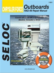 Chrysler / Force Outboard Repair Manual 1962-1999