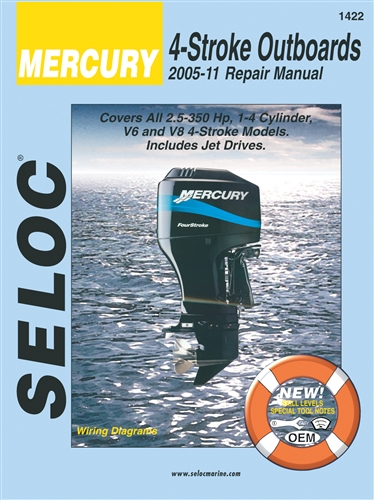 Mercury outboard manuals service shop and repair manual for Boat motor repair shops