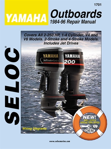 Yamaha outboard manuals service shop and repair manual for Boat motor repair shops