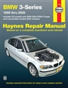 Haynes 18022 BMW 3-Series and Z4 Repair Manual for 1999 thru 2005