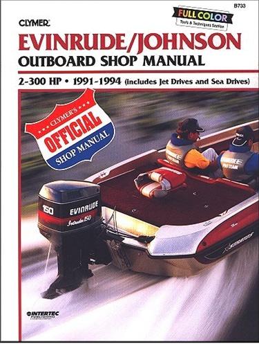 Evinrude Johnson Outboard Manual
